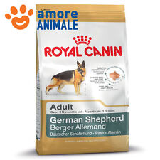 Royal Canin German Shepherd Adult 12 kg - Crocchette Pastore Tedesco Adulto