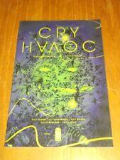 CRY HAVOC #3 IMAGE COMICS NM (9.4)