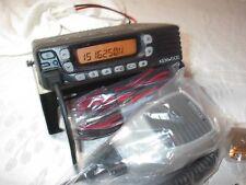 KENWOOD NX-720HG-K NEXEDGE  VHF 136-174MHZ 50W  WITH ACCESSORY NEW KMC27