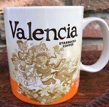 Starbucks Global Icon City Mug Valencia Spain 16oz/473ml New with SKU s.Fotos 3