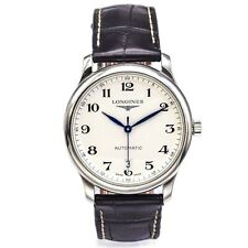 Longines Master Collection Automatic Date Watch Men's 38.5mm L2.628.4 Box Papers