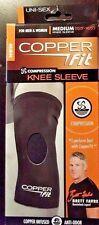 Copper Fit Compression Knee Sleeve 043308361 Medium