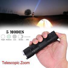 Mini T6 10000LM lampe de poche LED 18650 Penlight lampe de poche petite lampe EP