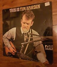 This is Tim Hardin 1967 Atlantic Mono LP/Plum Label 587082