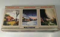 Walthers 40 FT. BOX CAR X-29 932-2053 HO SCALE PLASTIC MODEL KIT NEW IN BOX