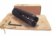 "ASP Supply Congo Quad Rail Hand Guard Free Float 7"" .223 5.56 Platform Rifle"