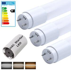 LED Röhre T8 G13 60/120/150cm Leuchtstoffröhre Tube Neonröhre Neonleuchte 9W-24W
