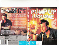 Pump Up The Volume-1990-Christian Slater-Movie-DVD