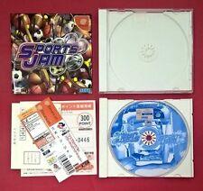 Sports Jam - SEGA - DC - DREAMCAST - USADO - MUY BUEN ESTADO ( Japonés )