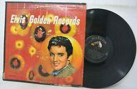 "ELVIS PRESLEY -ELVIS' GOLDEN RECORDS 1958 RCA Original 12"" VINYL LP"