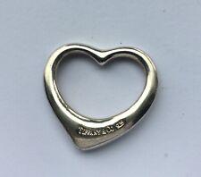 Lovely Tiffany Heart 22mm Pendant.
