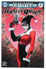 DC REBIRTH HARLEY QUINN #1 MICHAEL TURNER COLOR VARIANT COVER! ASPEN EXCLUSIVE!