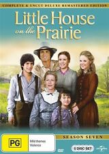 Little House On The Prairie : Season 7 (DVD, 2015, 5-Disc Set) BRAND NEW SEALED
