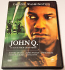 DVD JOHN Q.- DENZEL WASHINGTON USATO GARANTITO