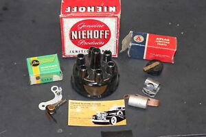 1951 1952 1953 1954 1955 HUDSON DISTRIBUTOR CAP TUNE UP KIT