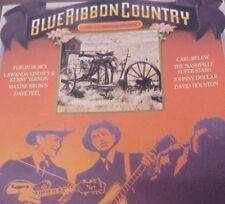 BLUE RIBBON COUNTRY Vol.1 Tape Cassette VARIOUS ARTISTS Lumel Canada SJA-7910