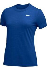 Nike Legend Veneer Women's Dri-Fit Crewneck Fitness T-Shirt Tee