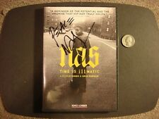 NEW NAS DVD autograph autographed signed NAZ Nos illmatic ill matic