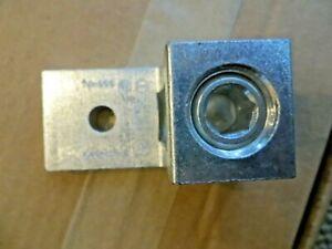 NEW - ILSCO TA-600 ALUMINUM MECHANICALWIRE LUG - WIRE #2 / 600 MCM