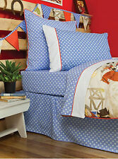 Yeehaa King Single Bed Valance - Use it with Yeehaa or the Rodeo collection
