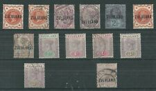 ZULULAND QV MINT AND USED