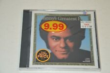 JOHNNY MATHIS Johnny's Greatest Hits 1st CD PRESSING 1988 COLUMBIA SEALED & OOP
