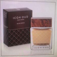 Flavia Icon Oud 3.4 oz Eau De Parfum  Spray  USA Seller