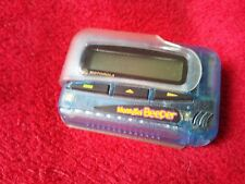 BUSCA MOTOROLA MENSATEL A03PHB5962AA beeper pager radio with Belt Clip