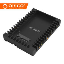 Original ORICO 2.5 to 3.5 inch Hard Drive Caddy SATA 3.0 Hard Drive Case HDD SSD