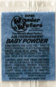 Reborn Wonder Wafers baby powder scent (please select quantity)