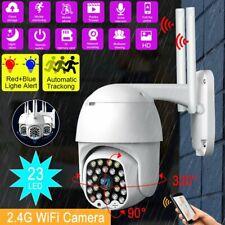 Wireless HD 1080P WiFi Waterproof CCTV Outdoor IP Camera Home Security Webcam US
