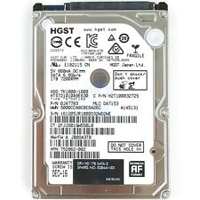 More details for hitachi hts721010a9e630 1tb travelstar 7k1000 sff 2.5in sata-iii 6gbps 7.2k hdd