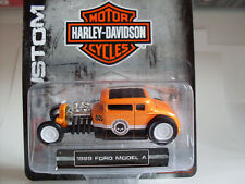 H-D Custom 1929 Ford Model A, Maisto Auto Modell 1:64 (Blister)