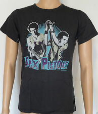 PUNK/ROCKER/RETRO unisex Sex pistols Sid Rock Vintage t shirts Small