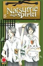 NATSUME DEGLI SPIRITI 8  - PLANET MANGA PANINI - NUOVO