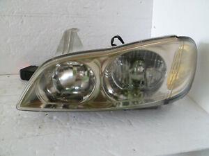 2000-2001 Infiniti I30 HID headlight driver side