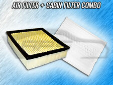 AIR FILTER CABIN FILTER COMBO FOR 2015 2016 2017 FORD F-150