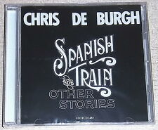 CHRIS DE BURGH Spanish Train & Other Stories SOUTH AFRICA USA Shipping is $10
