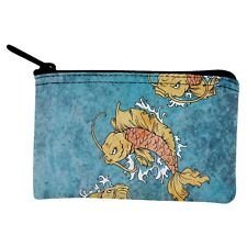 Japanese Koi Fish Tattoo Style Coin Purse