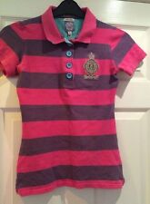 Joules Classic Collar Striped Tops & Shirts for Women