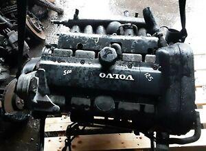 Volvo 2.0 TURBO Engine V70 S60 B5204T5 TESTED 91K