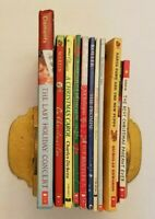 Lot of 11 CHRISTMAS Daycare Classroom CHAPTER BOOKS for Children Lot X62