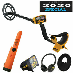 GARRETT ACE 300i metal detector 2020 special pack