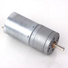 25GA 12v dc 500rpm  powerful high torque gear box motor