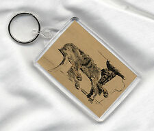 Key Rings Irish Wolfhound Collectables