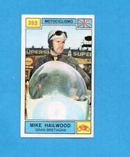 CAMPIONI SPORT 1969-70-PANINI-Figurina n.252- HAILWOOD -GBR-MOTOCICLISMO-Rec