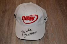 PAULA CREAMER signed CDW Tour Issue Hat Taylormade womens sized hat New