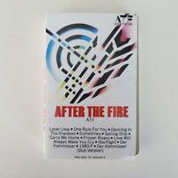 After The Fire - Cassette - ATF - Der Kommisar