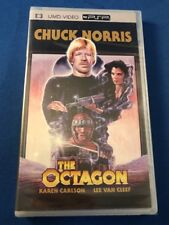 UMD Video PSP Chuck Norris The Octagon