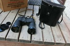 """Vintage """"Tento"""" 10x50 hunting binoculars with original case - Made in USSR"""